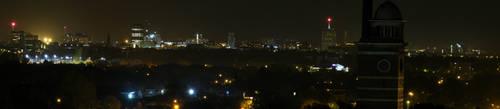 Cardiff by night by vashtijoy