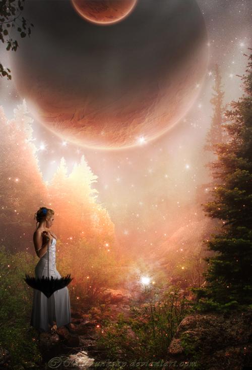 Falling Star by chipmunksky