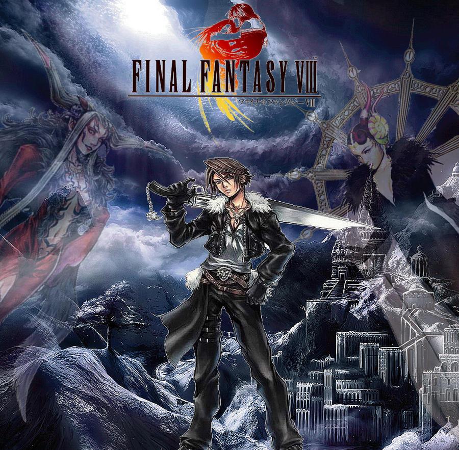 Final Fantasy VIII Wallpaper By DavidHiggins360 On DeviantArt