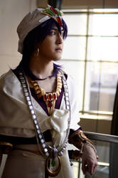 beyond the gaze - sinbad (magi)