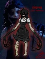 Elementary Evil (Agatha fanart) by OrangeAfton