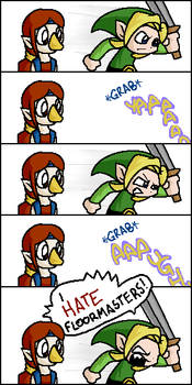 Wind Waker is...different