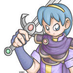 Marth owns you