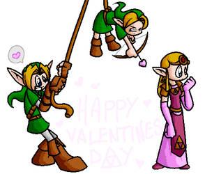 Valentines day by Hail-NekoYasha