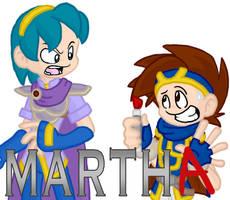 Martha by Hail-NekoYasha