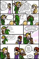 You're not Zelda... by Hail-NekoYasha