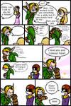 You're not Zelda...