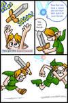 a Kokiri Sword for Mido