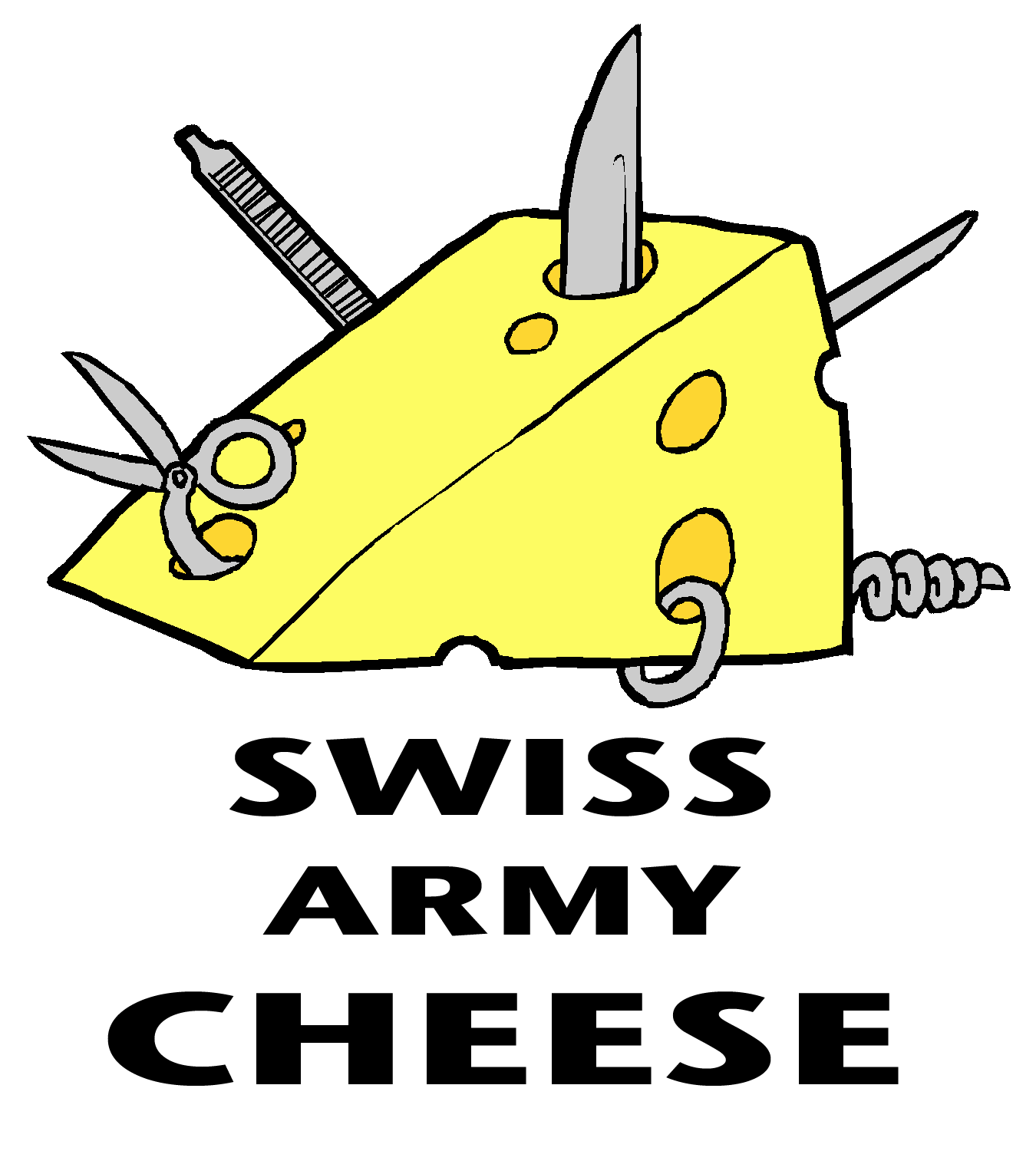 Swiss Army Cheese By Hail