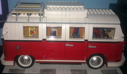 VW Van by MlpDreamChaser