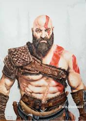Kratos by ParisVasiliadis