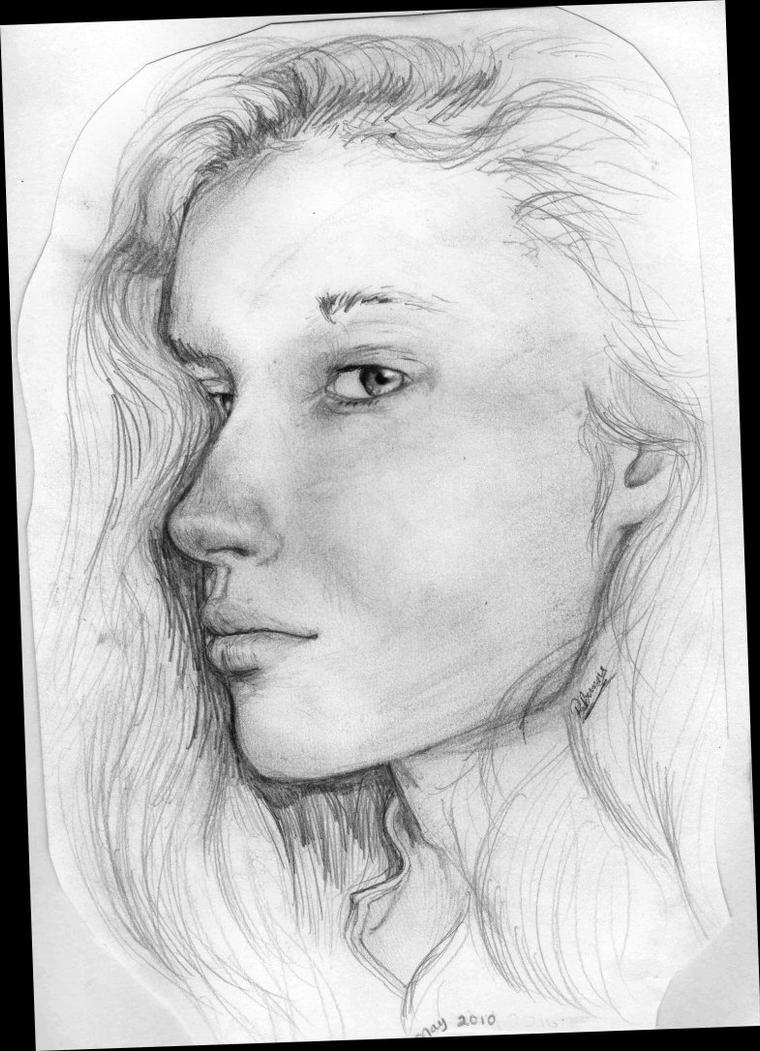 Self Portrait 2 by sanctuary-meadow