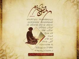 Ramadan Prayers by mekaeel
