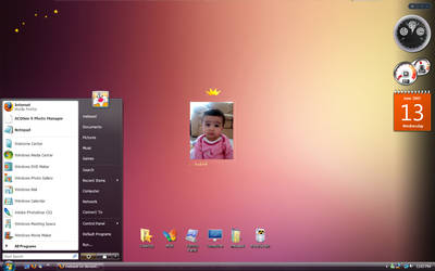 My Fatima Vista Desktop