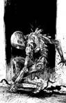 robot siniestro