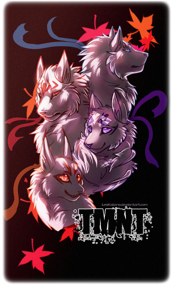 [TMNT] Maple Red (refine) by LeoKatana