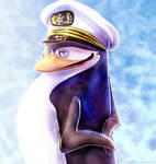 +Penguins of Madagascar+ Captain Skipper