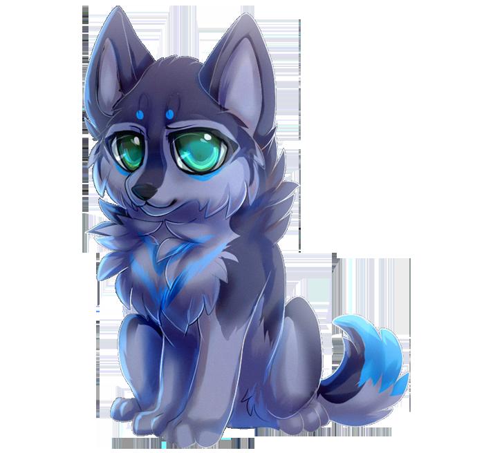 Pup Shano by LeoKatana