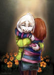 =Undertale= Don't want to let go...
