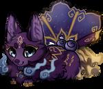 {Commission} - Fox Loaf by LeoKatana