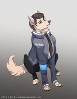 <b>Connor - Detroit : Become Human</b><br><i>LeoKatana</i>