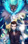 {Commission} - Pokemon team by LeoKatana