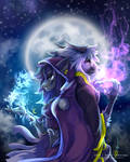 {Commission} - Spell Power by LeoKatana