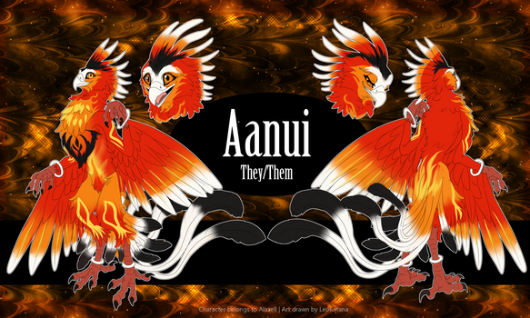 {Commission} - Aanui Phoenix reference sheet