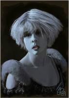 I love a girl in grey by Astarsia