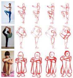 figure study 1 by Astarsia