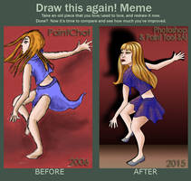 Paint Chat Girl Remade..