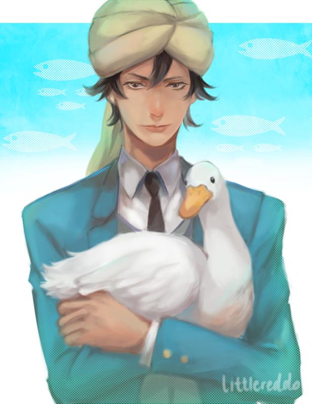 Duck Duck Duck by reddii