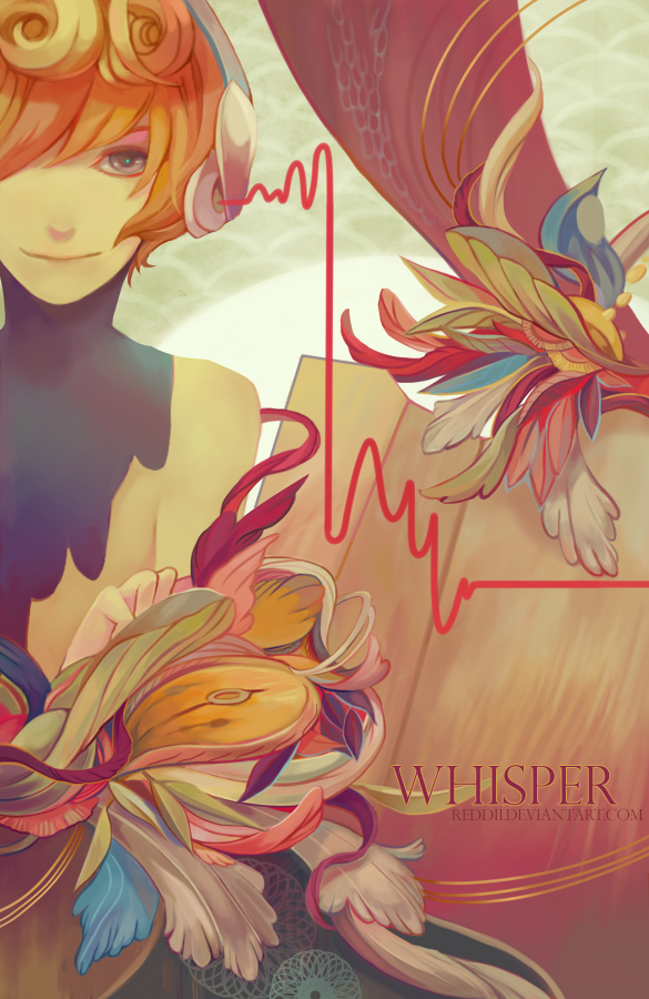 Whisper by reddii
