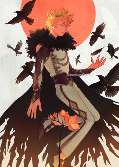 King Hinata by reddii