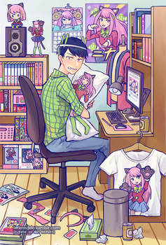 Idol Fan Choromatsu
