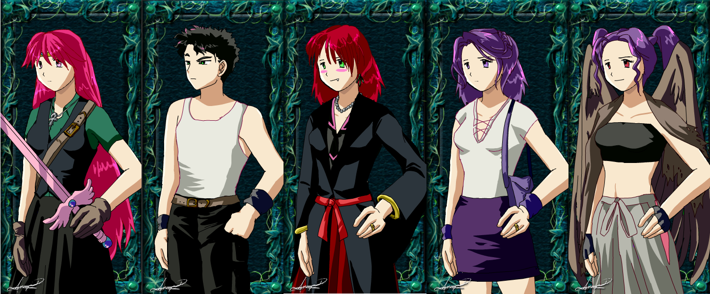 Anime Characters Generator : Anime character maker group by xphoenixflare on deviantart