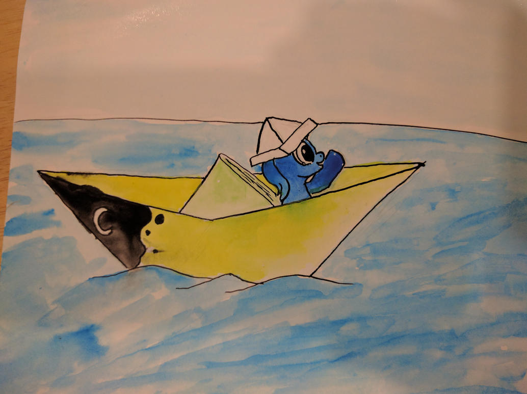 Caps Day 8: Seas and Oceans by LivingDeadJkr