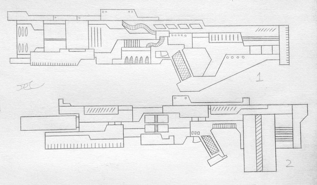 Weapons of the USN: Assault Rifles 9 (Project A) by AngelOfNope