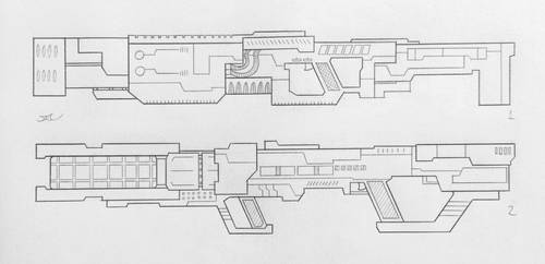 Weapons of the USN: Bolt Rifles 5 (Project A) by AngelOfNope