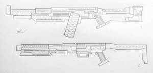 Weapons of the USN: Shotguns 3 (Project A)