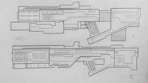 Weapons of the USN: Battle Rifles 4 (Project A)