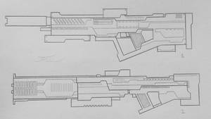Weapons of the USN: Marksman Rifles (Project A)