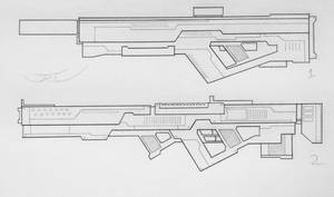 Weapons of the USN: Shotguns 7 (Project A)