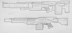 Weapons of the USN: Machine Guns (Project A)