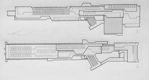 Weapons of the USN: Machine Guns 5 (Project A)