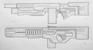 Weapons of the USN: Machine Guns 6 (Project A)