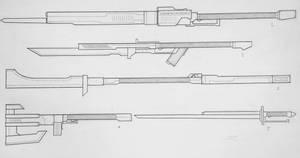 Weapons of the USN: Firearm-Melee Hybrids (Proj.A)