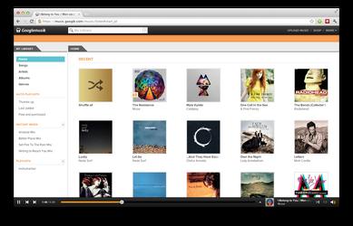Googlemusik: Google Music + Grooveshark