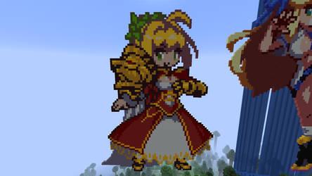 Fate/Grand Order : Nero Claudius by Minai000