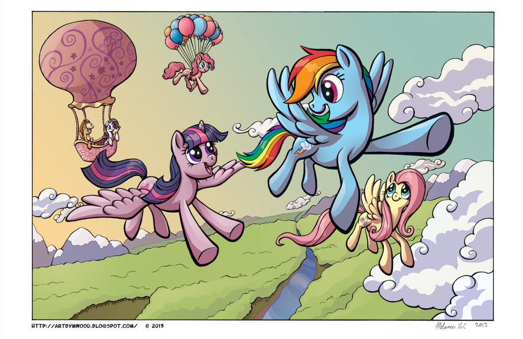 Afternoon Flight by RaynesGem